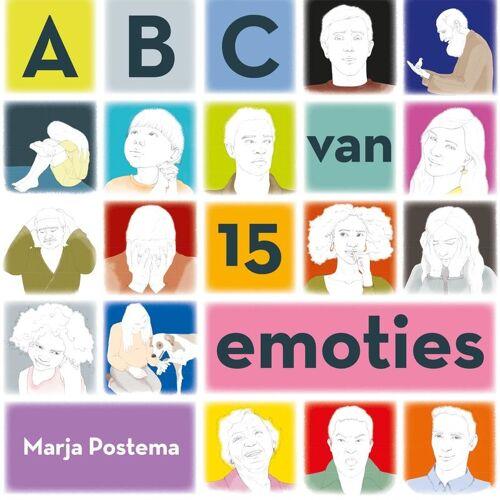 A3 Boeken ABC van 15 emoties (Boek)