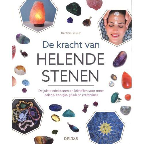 Deltas Kracht van helende stenen (Boek)