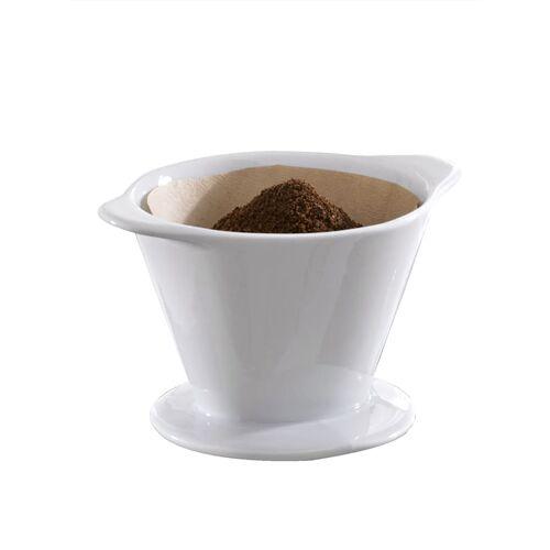 Ritzenhof & Breker Koffiefilterhouder Rio Ritzenhof & Breker wit - mt. 2 (voor koffiefilter 102)