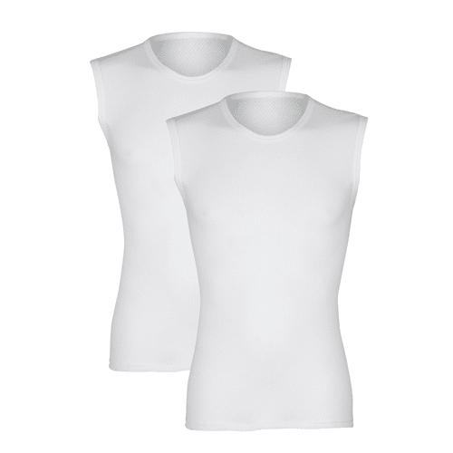 Pfeilring Mouwloos shirt Pfeilring Wit