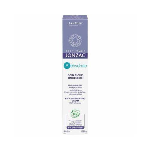 Jonzac Rehydrate hydraterende creme rijk 50ml