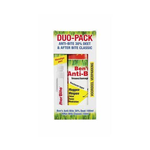 After Bite Duo Pack after bite & anti-bite spray 30% deet 1st