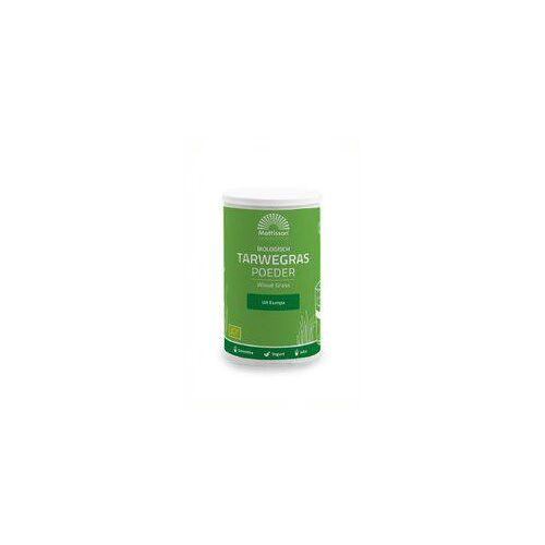 Mattisson Bio tarwegras wheatgrass poeder raw 125g
