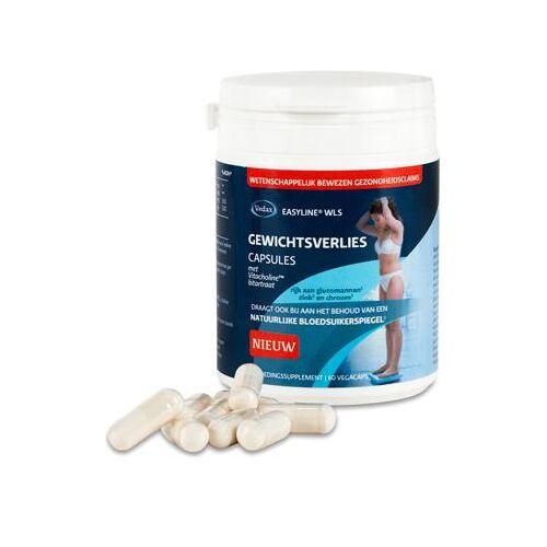 Easyline WLS Gewichtsverlies capsules 60vc