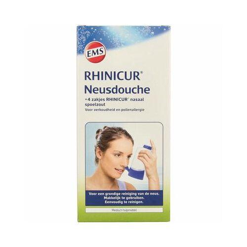 Rhinicur Neusdouche met 4 sachets 1set