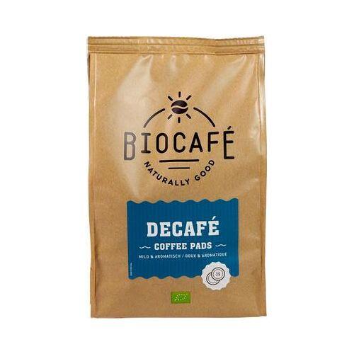 Biocafe Coffee pads caffeinevrij bio 36st