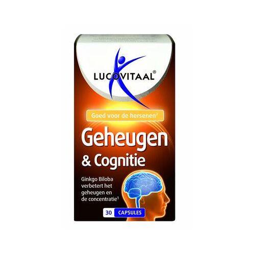 Lucovitaal Geheugen & cognitie 30ca