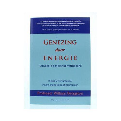Succesboeken Genezing door energie boek