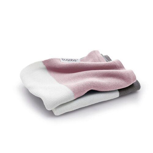 Bugaboo Licht Katoenen Deken - Soft Pink