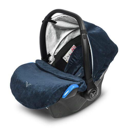Velvett Autostoel - Kobalt Blue