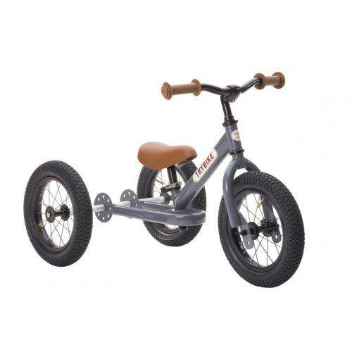 Trybike Steel 2-in-1 - Grey
