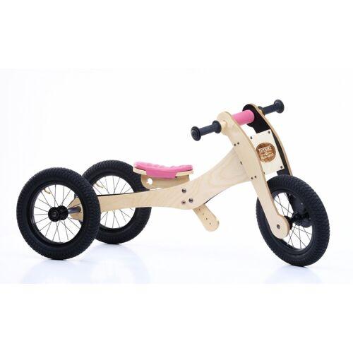 Trybike Wood - Pink