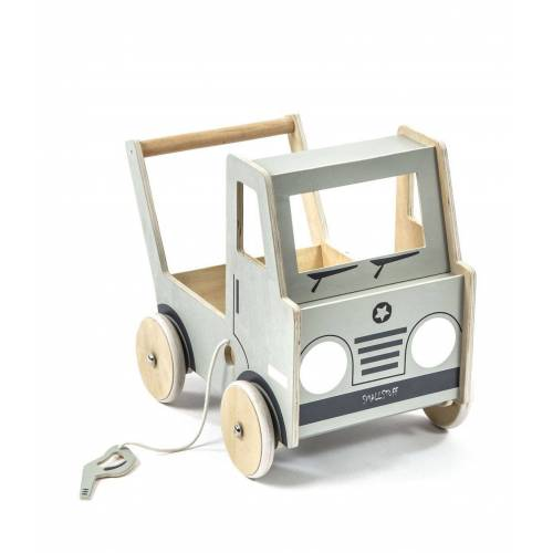 Smallstuff Houten Loopwagen