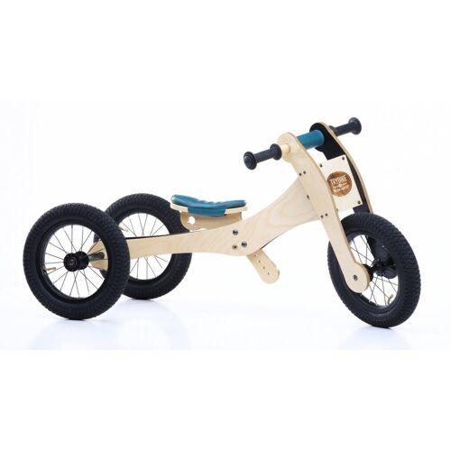 Trybike Wood - Blue
