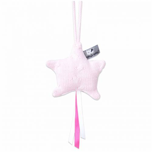 Baby's Only Decoratiester Kabel - Baby Roze
