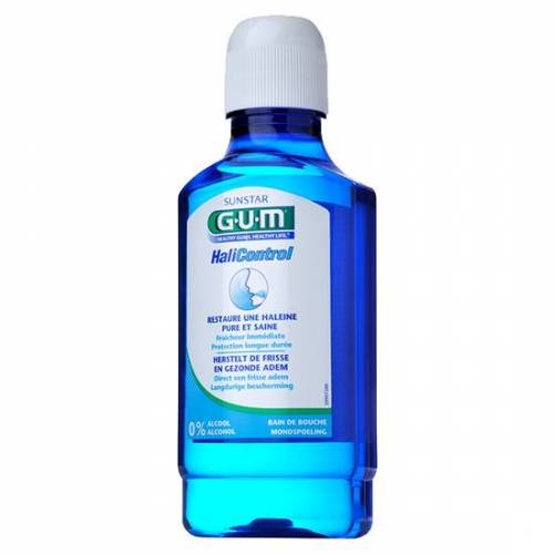 GUM HaliControl Mondspoelmiddel - 300 ml