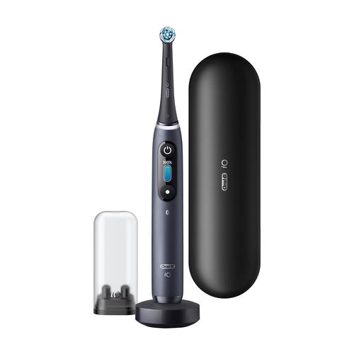 Oral-B iO 8N Black Elektrische Tandenborstel