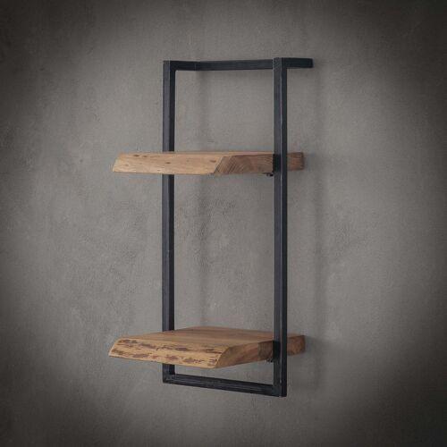 Max Wonen Wandplank Edge   Twee planken   65 cm