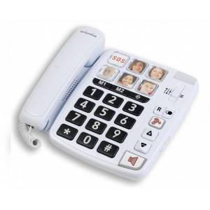 Merkloos Swissvoice Xtra1110 Vast Telefoontoestel