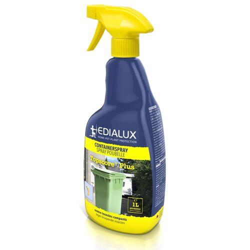 Containerspray tegen insecten in en rond containers