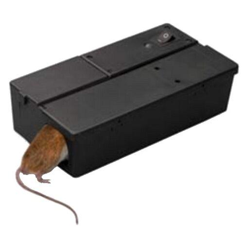 Muizenval elektrisch tot 3 muizen op batterijen