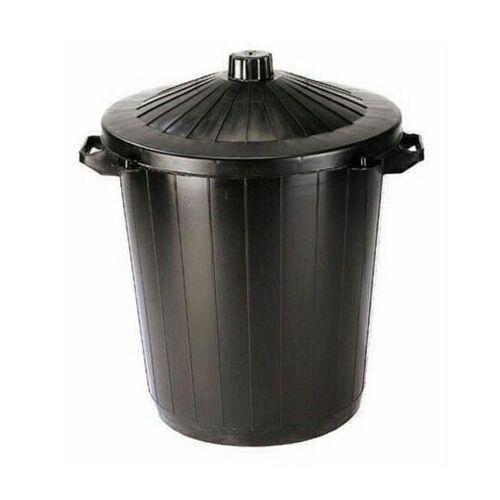 Vuilnisbak met deksel 80 liter