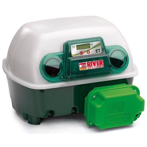 Broedmachine met automatische kering 12 eieren