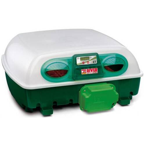 Broedmachine met automatische kering 49 eieren