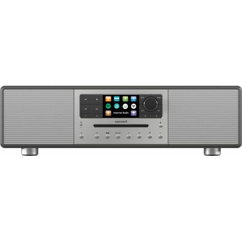 Sonoro Meisterstuck SO-610 V4 Hybride radio Grijs