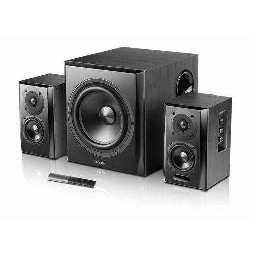 Edifier 2.1 RMS 150W Multimedia luidsprekersysteem Bluetooth speaker Zwart