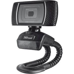 Trust Trino HD Video Webcam Webcam Zwart