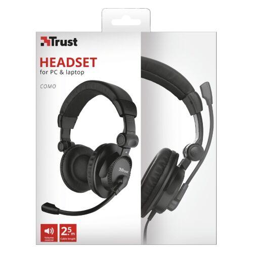 Trust COMO HEADSET Headset
