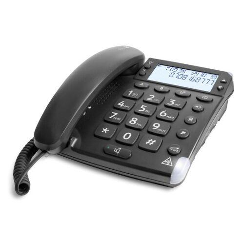 Doro Magna 4000 Dect telefoon Zwart
