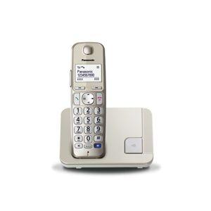 Panasonic KX-TGE210 Dect telefoon Goud