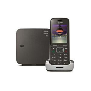 Gigaset SL450A Premium Dect telefoon Zwart