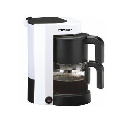 Cloer 5981 Koffiefilter apparaat Wit