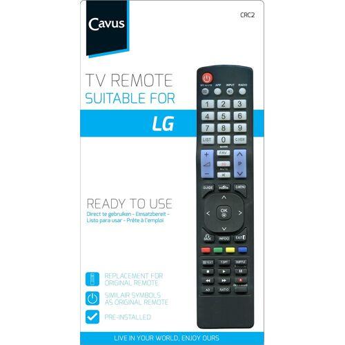 Cavus TV afstandsbediening voor LG Afstandsbediening