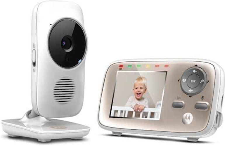 Motorola MBP667 C Babyfoon Video...