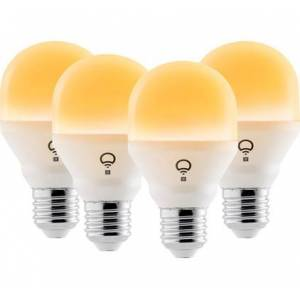 Lifx Mini Day&Dusk Wi-Fi Light Bulb E27 - 4 Pack