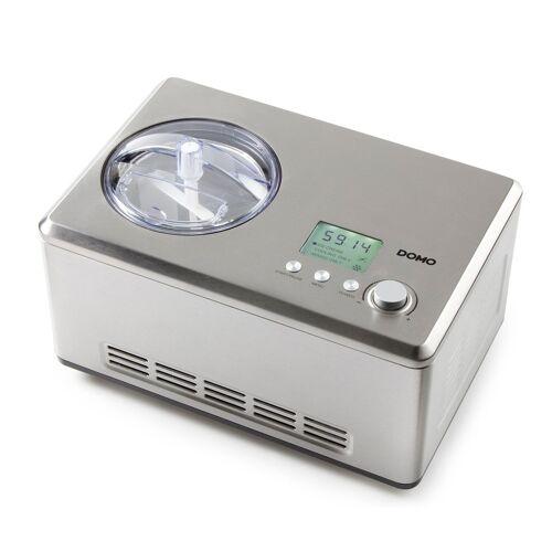 Domo DO9201I Ijsroommachine met compressor 2 L