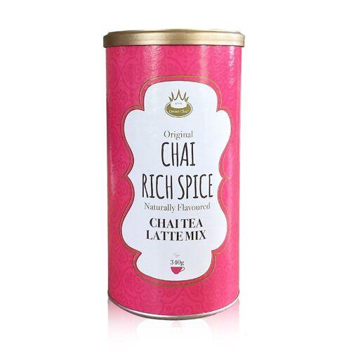 Royal T Chai Rijke Kruidenthee Latte Mix