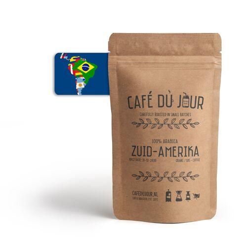 Café du  Jour Café du Jour 100% arabica Zuid-Amerika