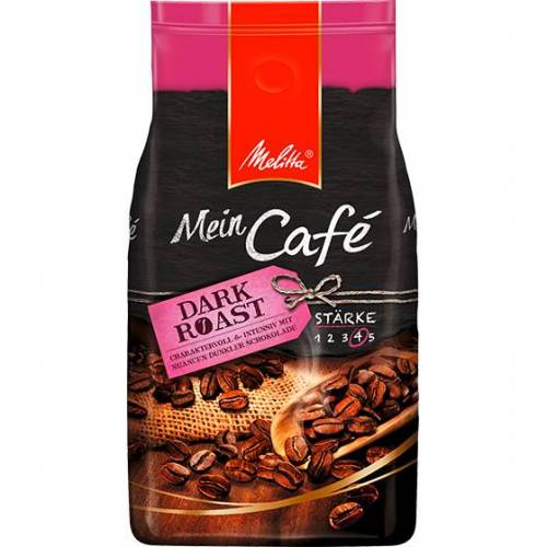 Melitta Mein Café Dark Roast kof...