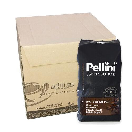 Pellini Espresso Bar No 9 Cremos...