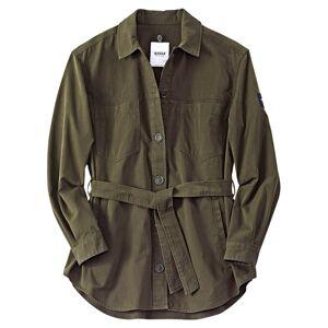 Aigle Damesjas Indonera, groen, Maat: 40 groen 40