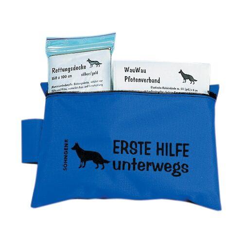 Eerste hulptas voor honden - -