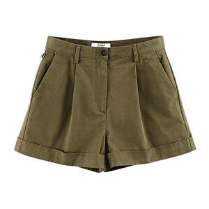 Aigle Dames Shorts Notite, khaki, Maat: 40 khaki 40