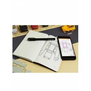 moleskine Smart Writing set met pen en ellipse
