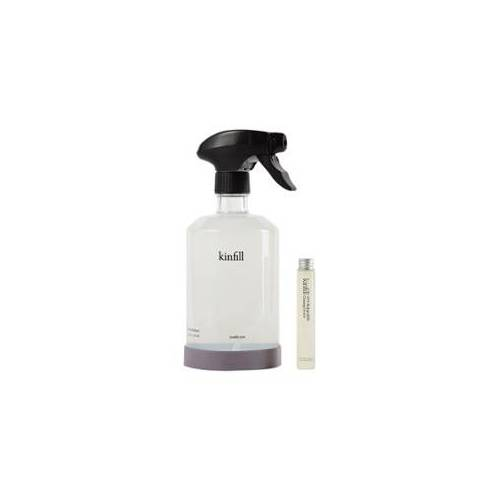 Kinfill Starter Kit glasreiniger concentraat 10 ml - Lavendel
