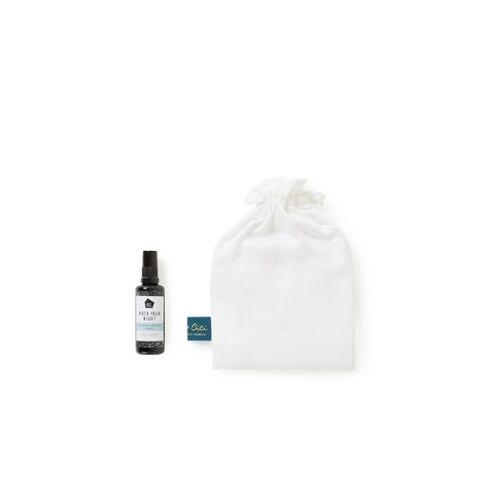 Coco & Cici Beauty kussensloop en slaap spray cadeauset - Wit